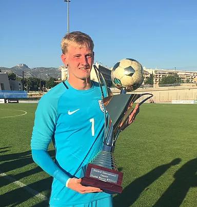 Ryan Wins Toulon Tournament With England