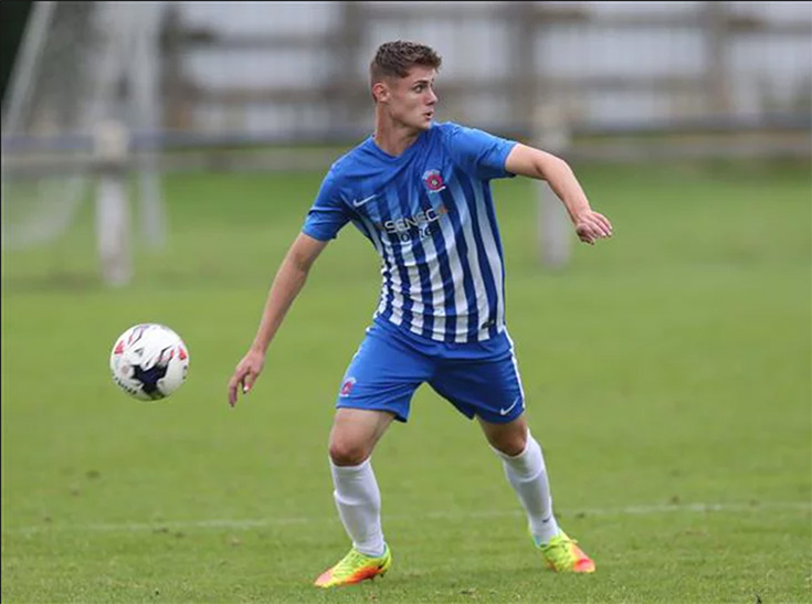 SMi Sign promising Academy player Kenton Richardson