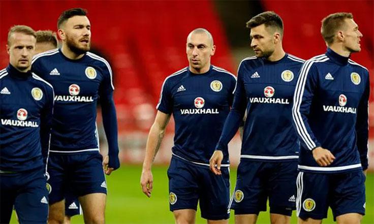 England Vs Scotland @ Wembley