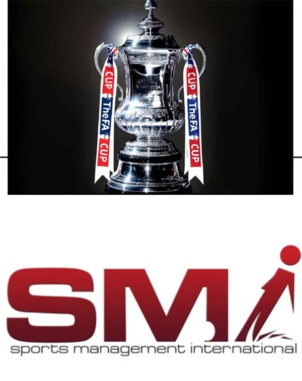 SMI Clients involved in the FA Cup 1st round proper draw...