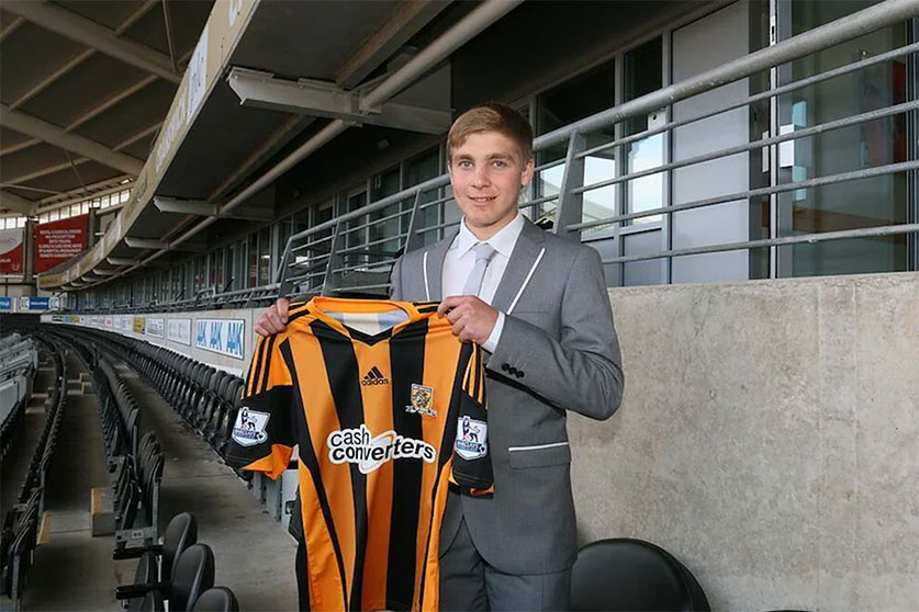 SMI Sign Hull youngster Dan Batty
