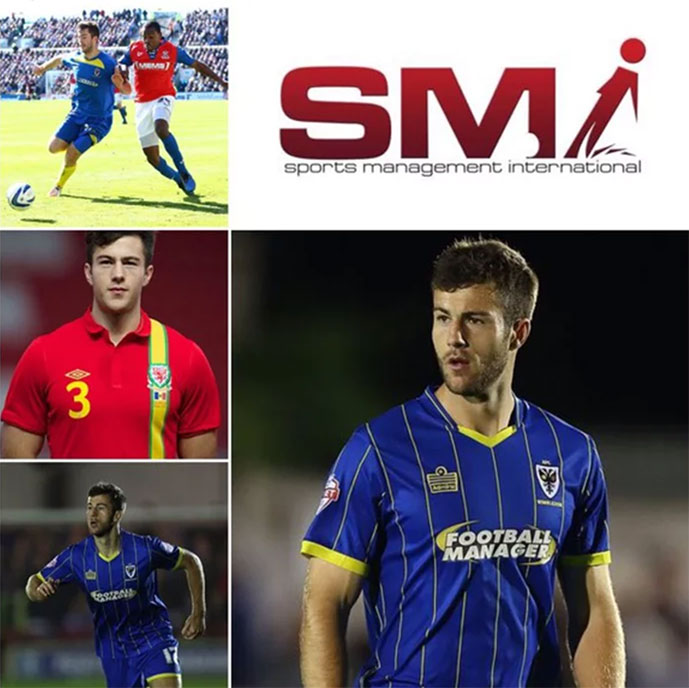 SMI Sign Jonathan Meades