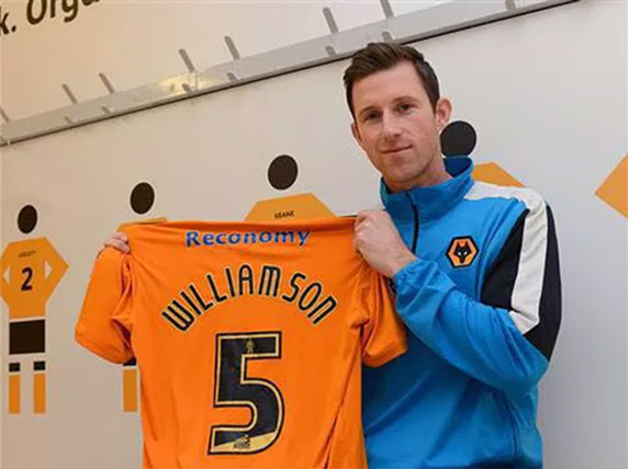 Mike Williamson signs for Wolves