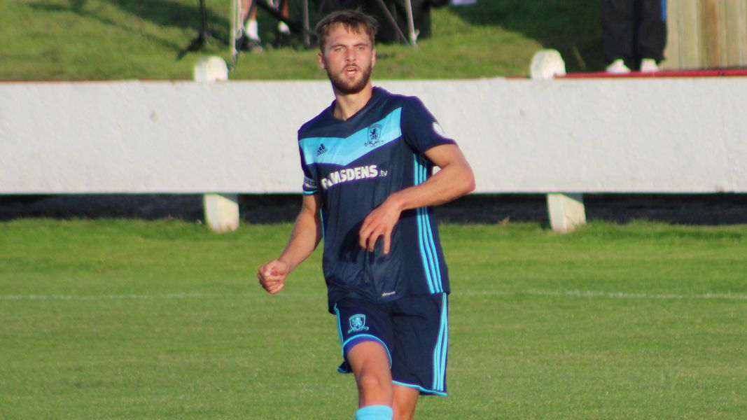Lewis On Target Again For Boro