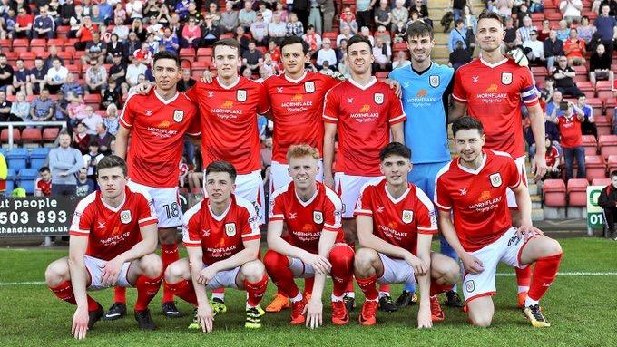 Academy XI for Crewe Alexander