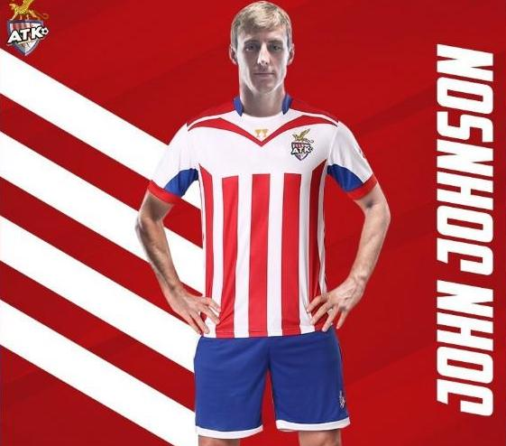 John Johnson signs for ATK in India