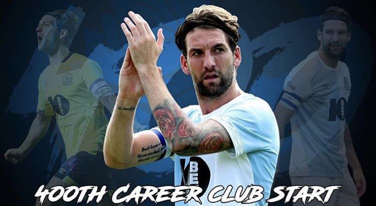 Mulgrew's career milestone
