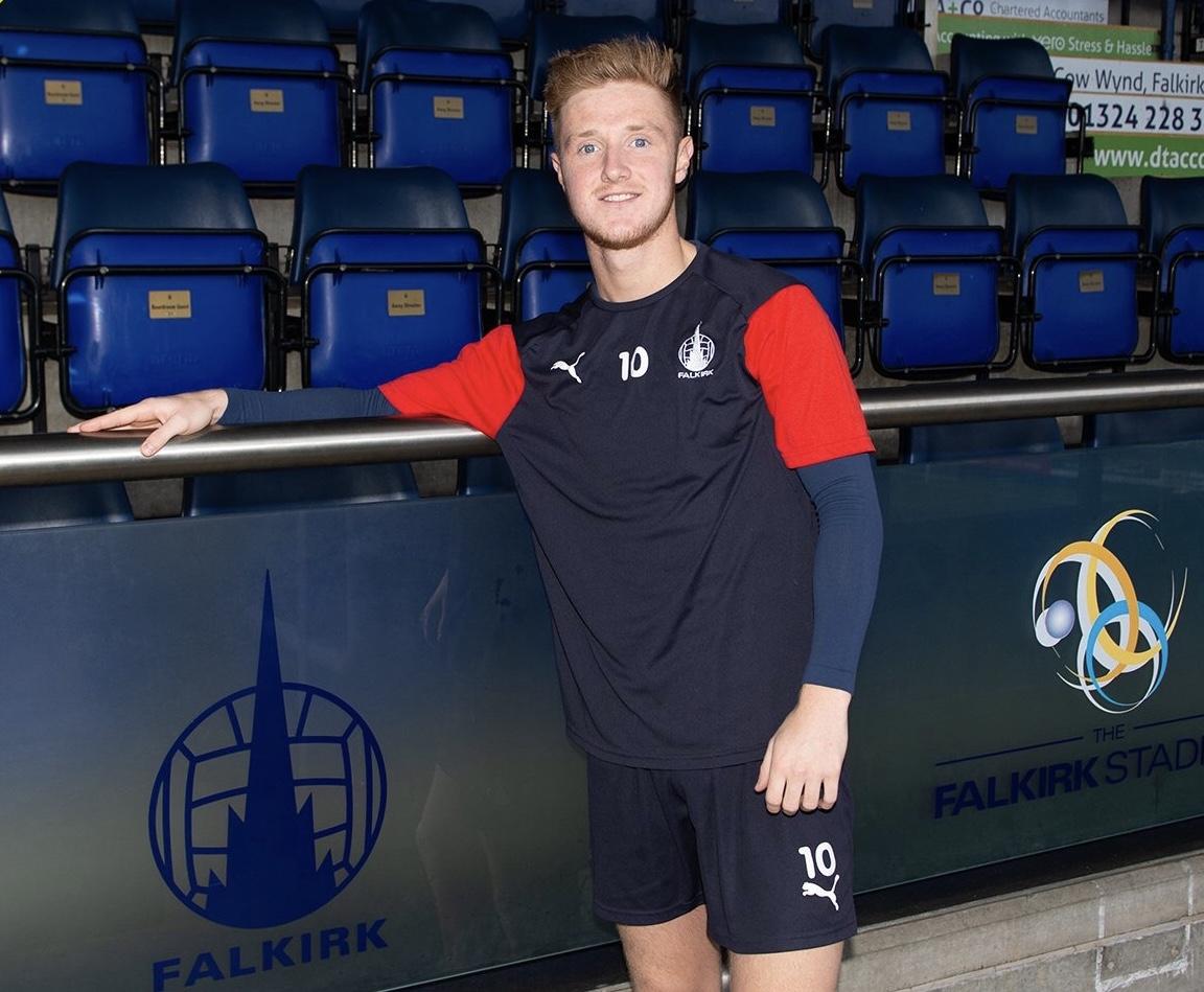 Davis Keillor-Dunn signs for Falkirk