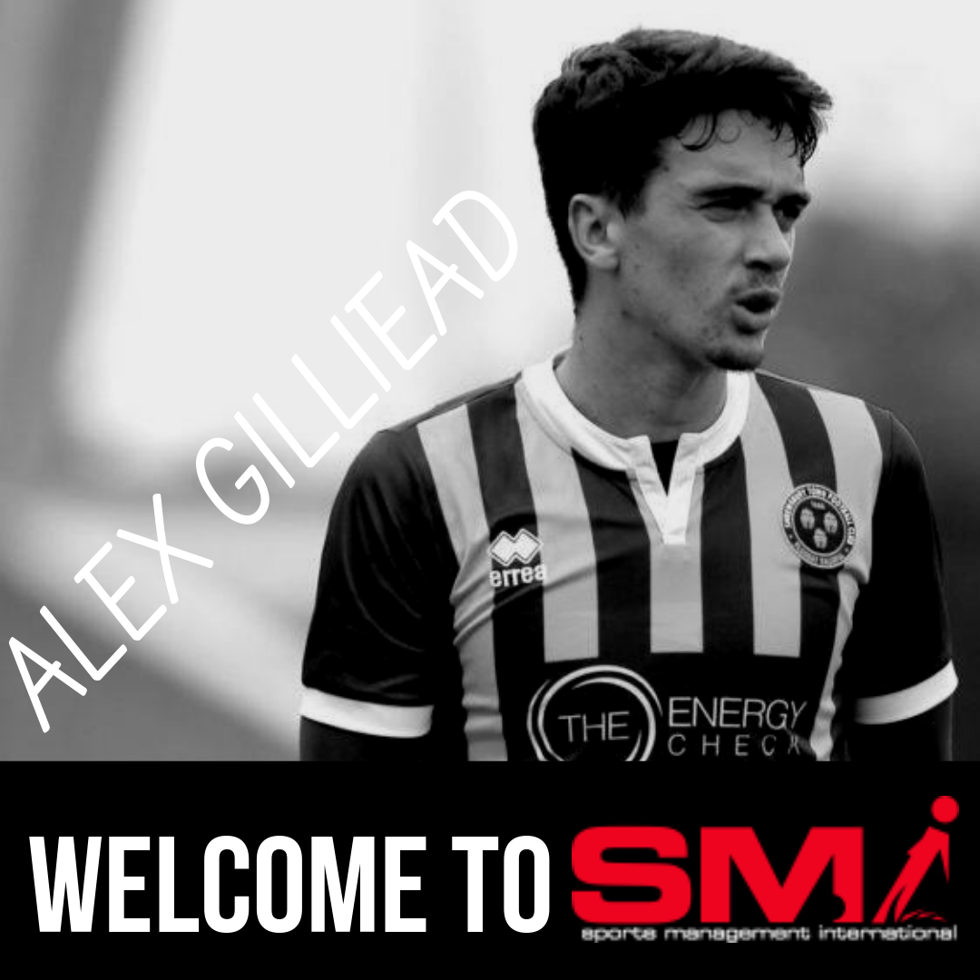 SMI sign Alex Gilliead