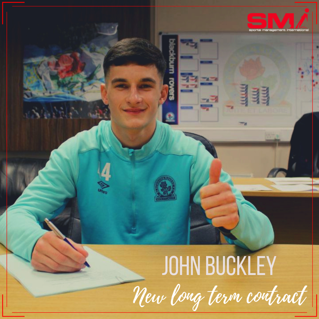 John Buckley signs new long term deal
