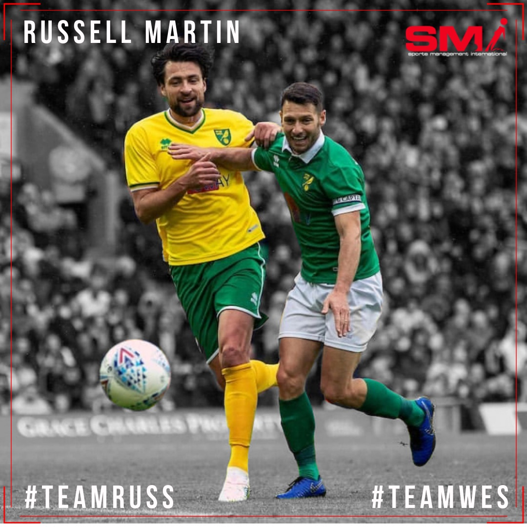 Russell Martin game attracts a huge crowd