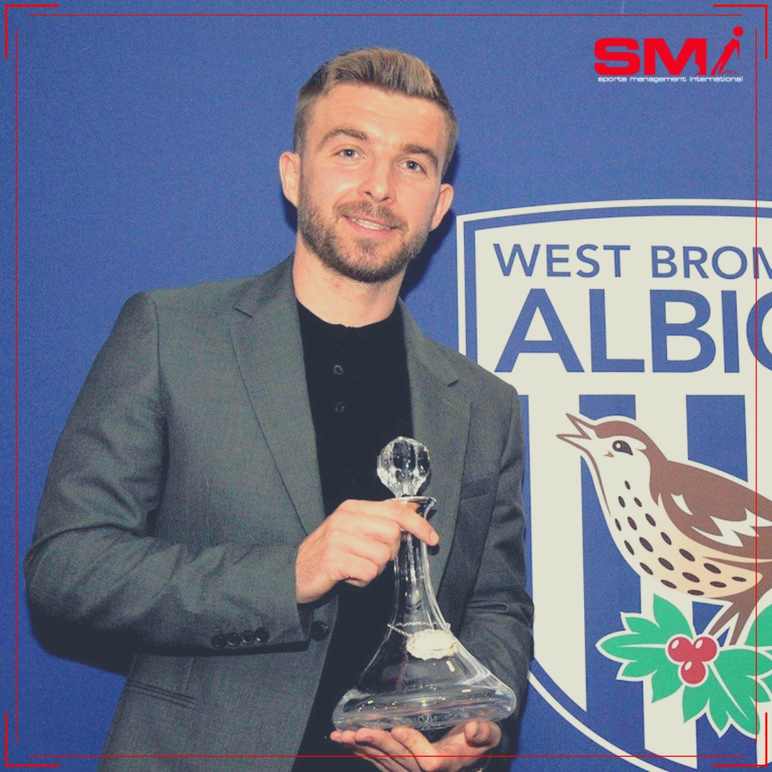 James Morrison wins achievement award at WBA