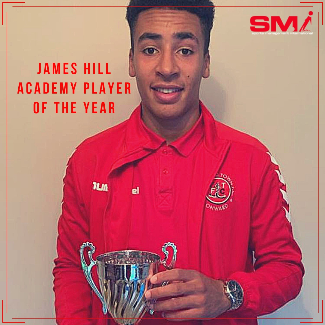 James Hill Award for Fleetwood