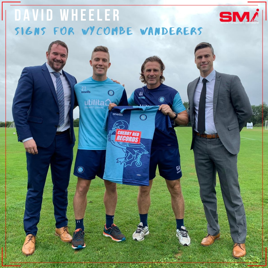 Wheeler signs for WWFC