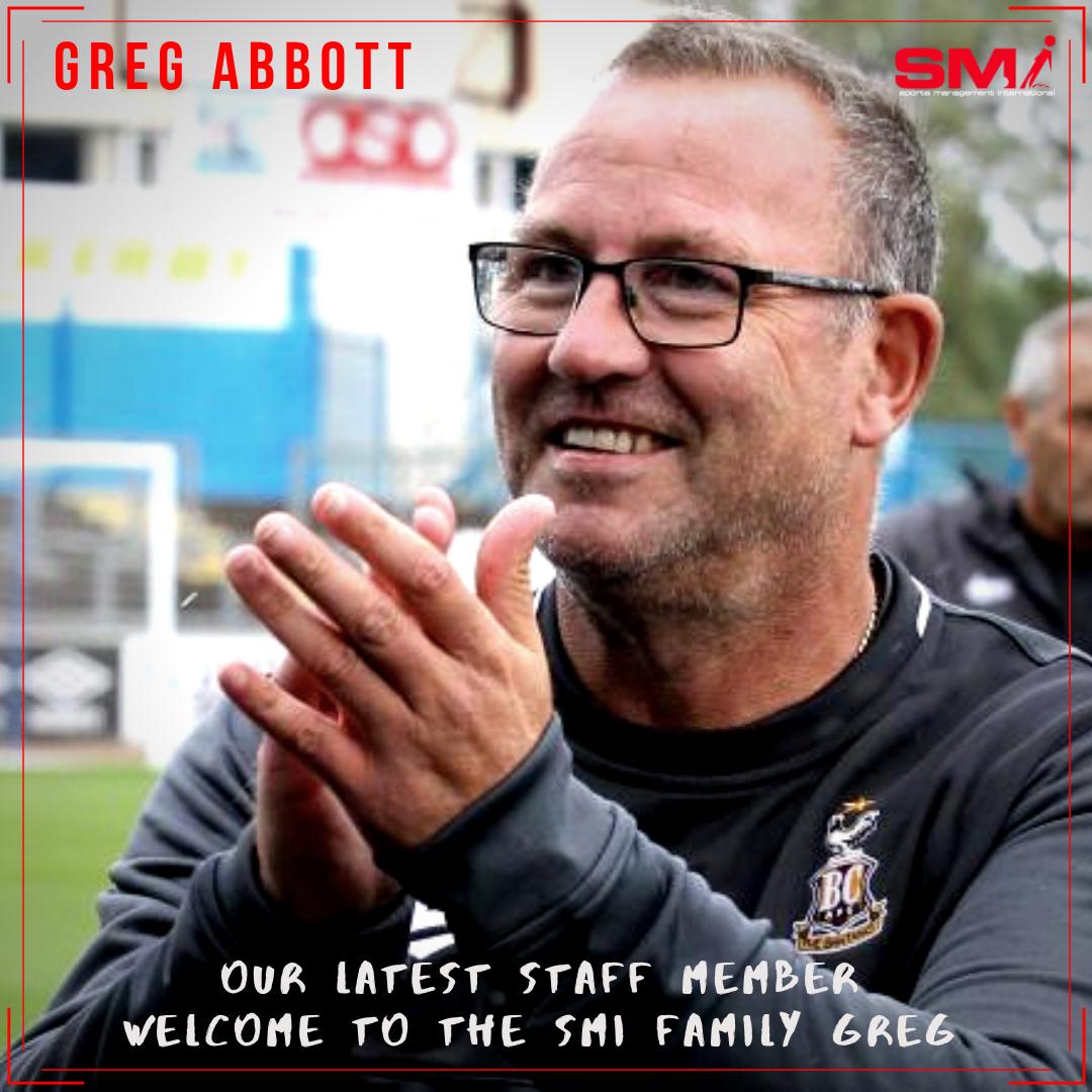 Greg Abbott welcome aboard!!!