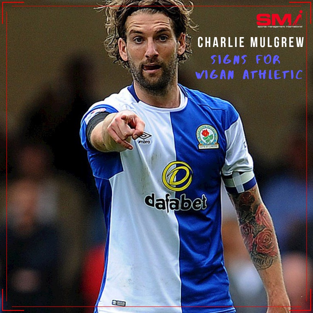 Blackburn skipper Mulgrew signs for Wigan