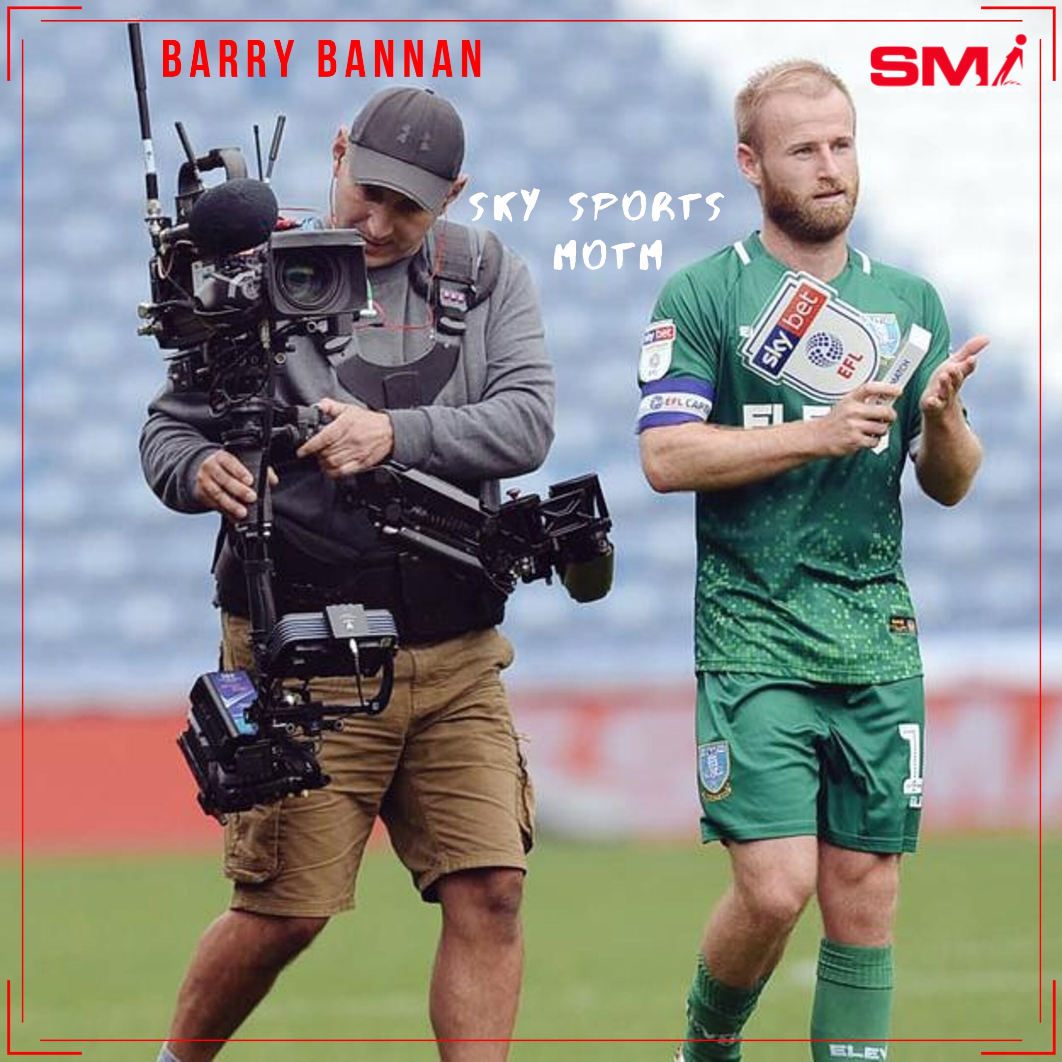 Bannan wins MOTM on his 150th Owls appearance
