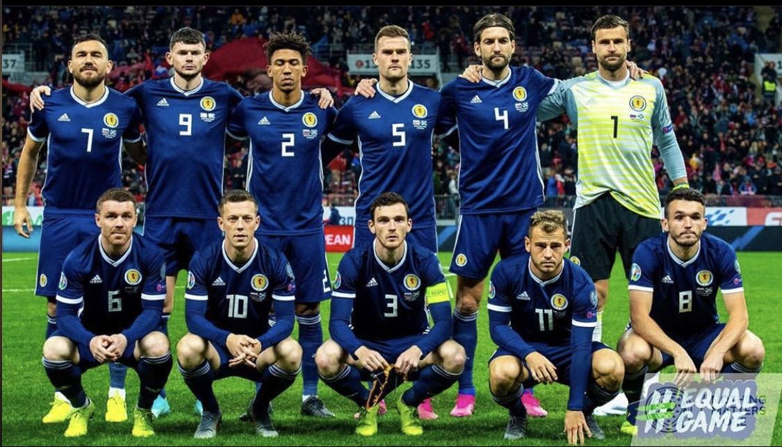 Scotland call up for Snodgrass & Mulgrew