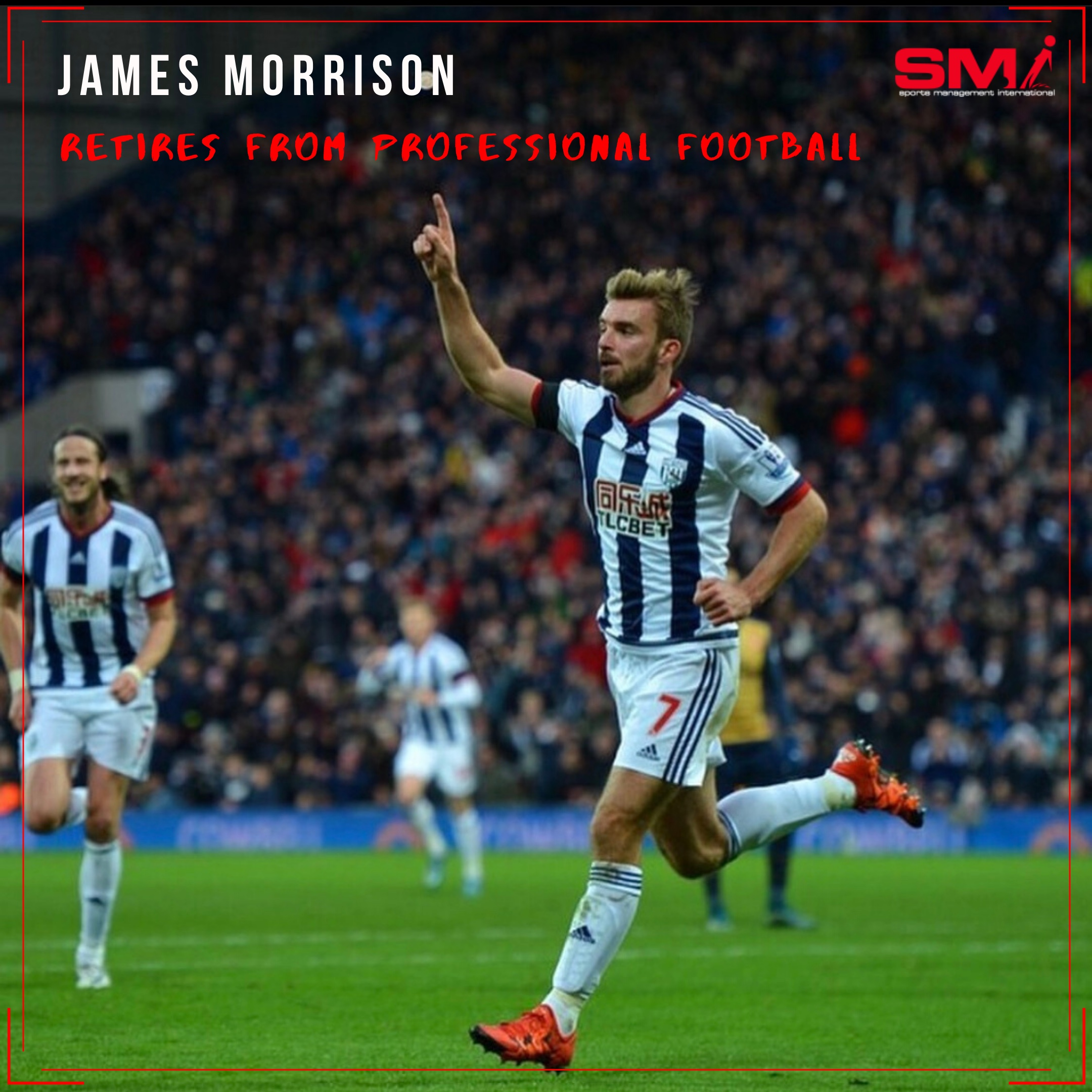 James Morrison retires from professional football