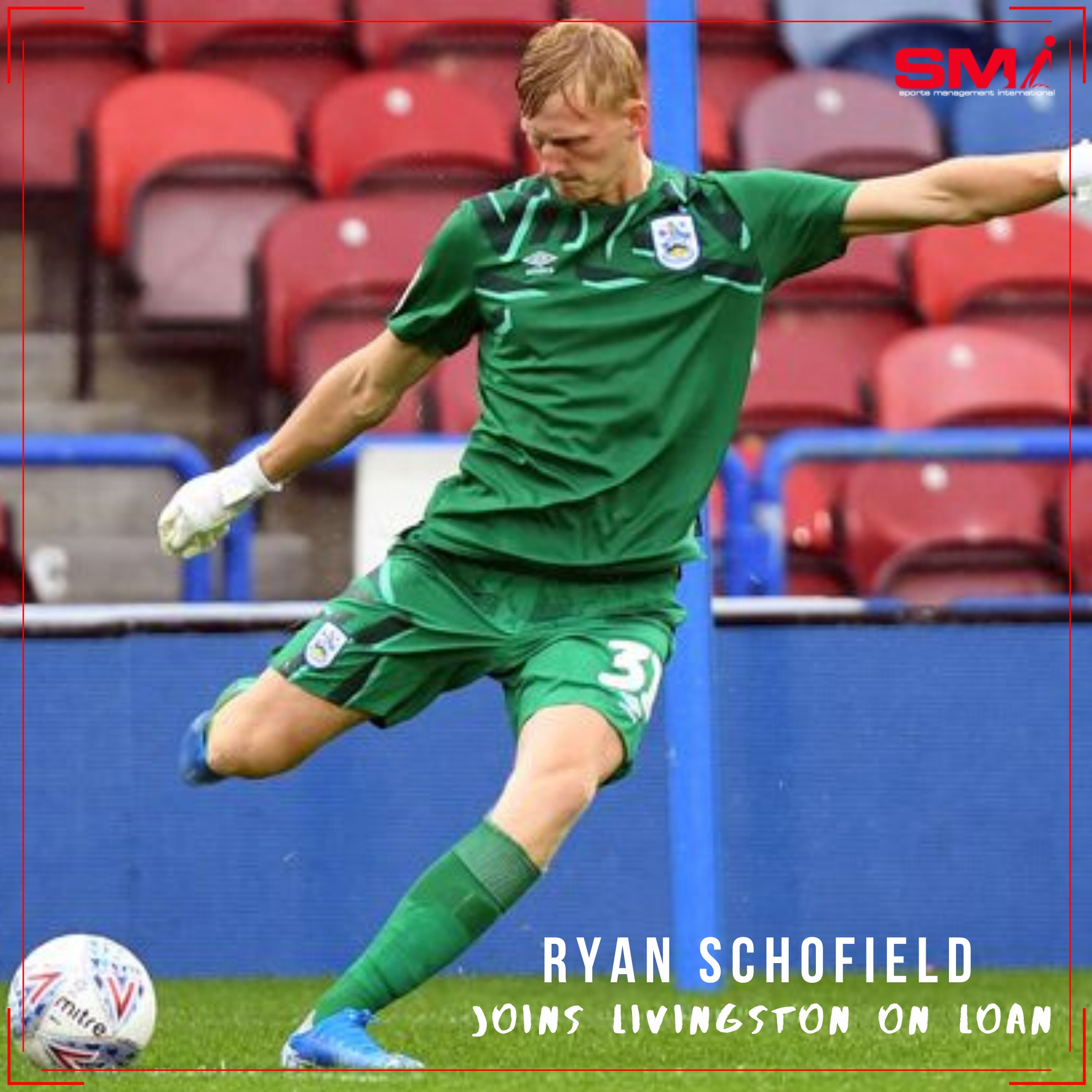 Ryan Schofield signs for Livingston on loan