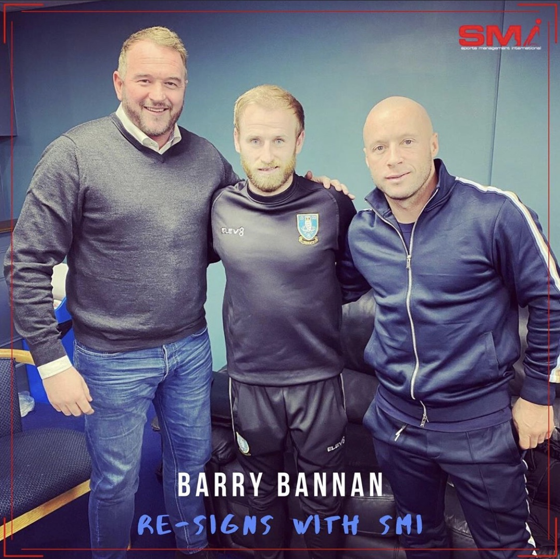 Barry Bannan re-signs with SMI