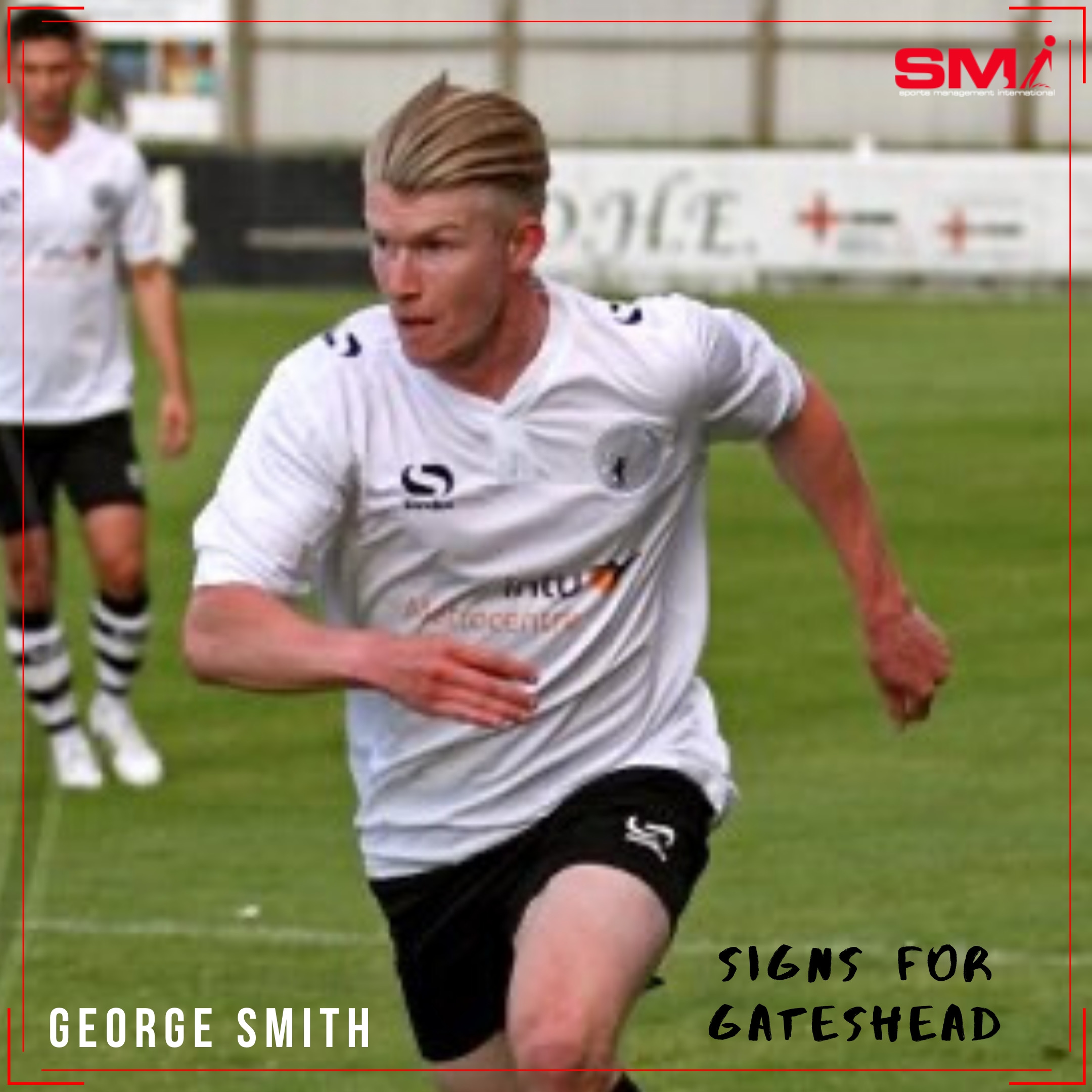 George Smith Signs for Gateshead
