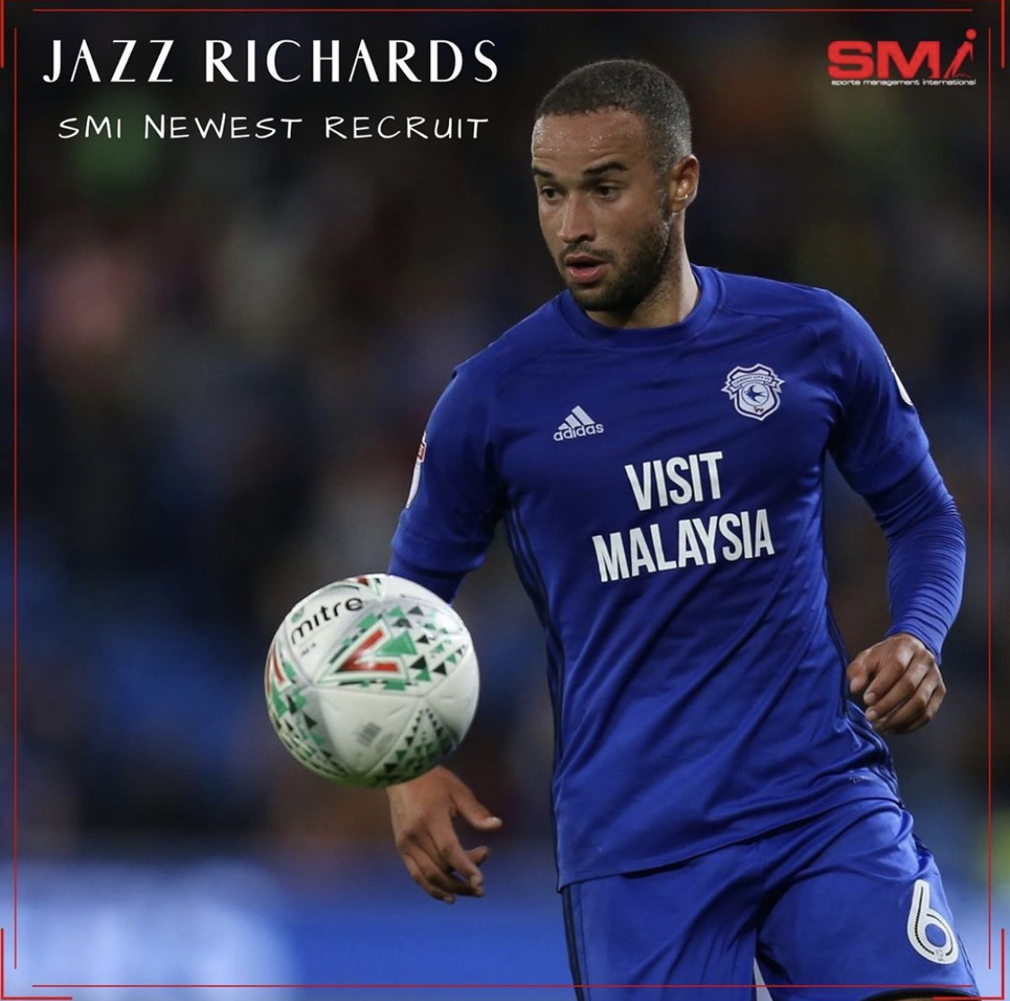 New Recruit Jazz Richards