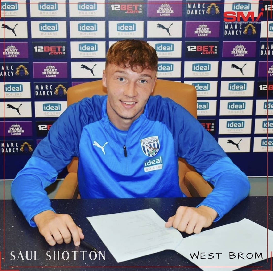 Saul Shotton promotion to the Premier League