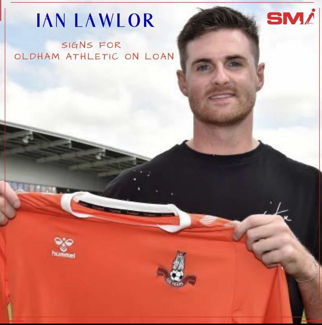 Ian Lawlor loan move