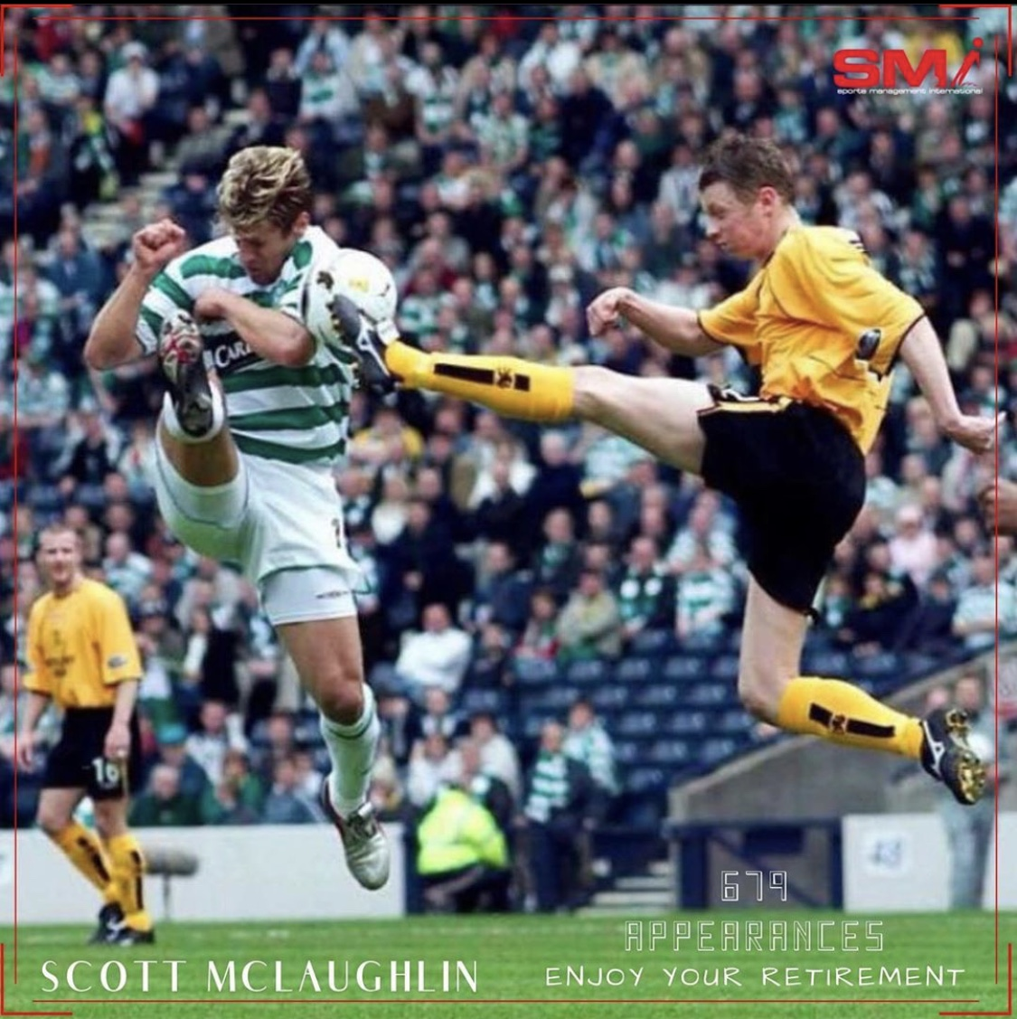 Scott McLaughlin retirement