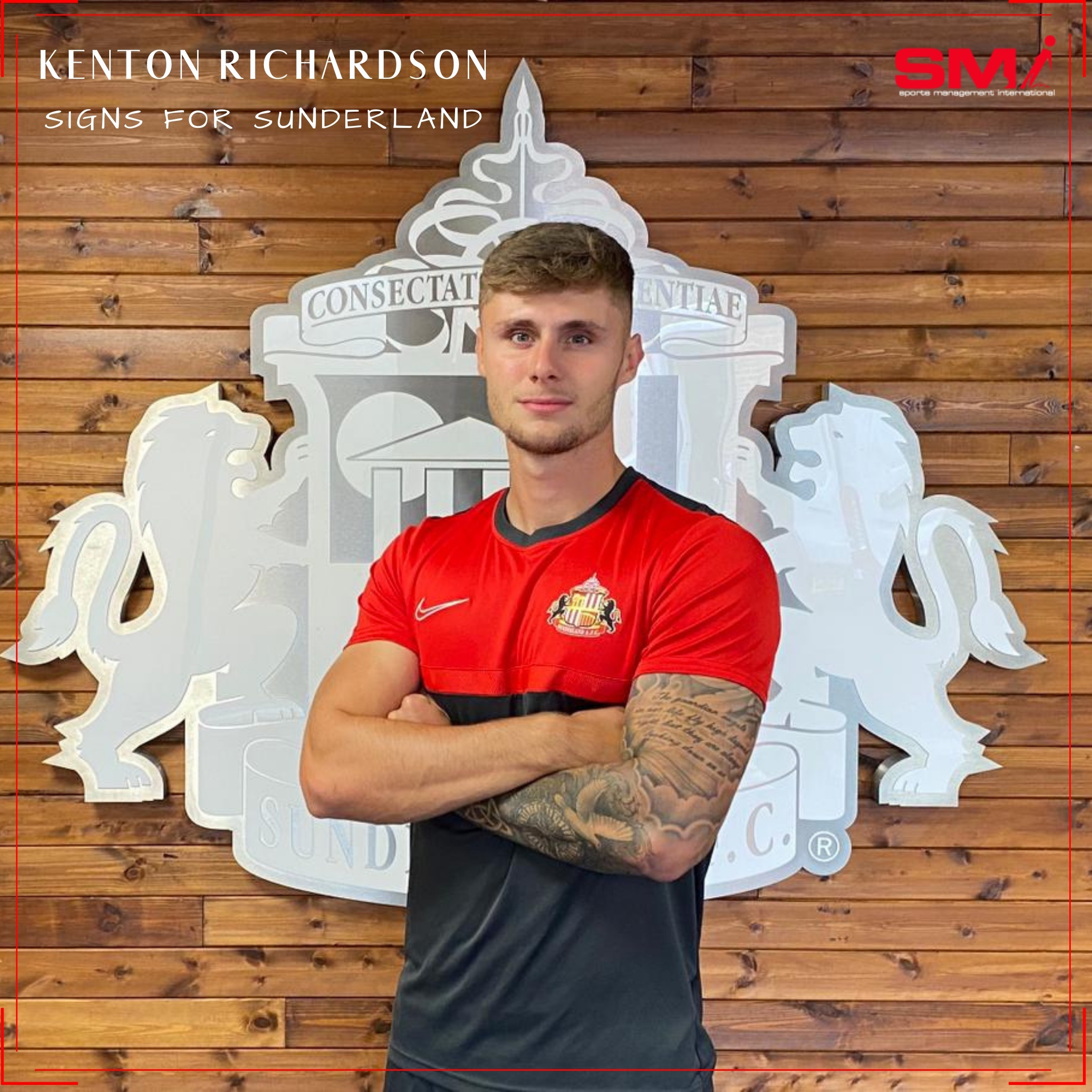 Kenton Richardson to Sunderland