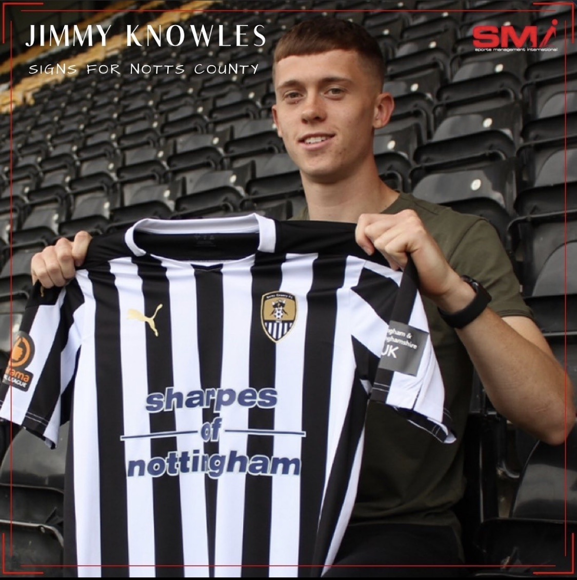 Jimmy Knowles moves on loan
