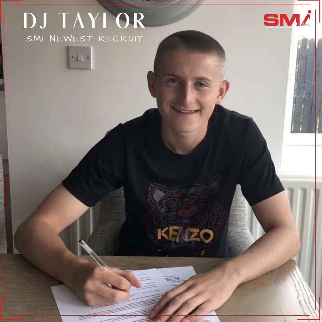 Welcome to SMI DJ Taylor