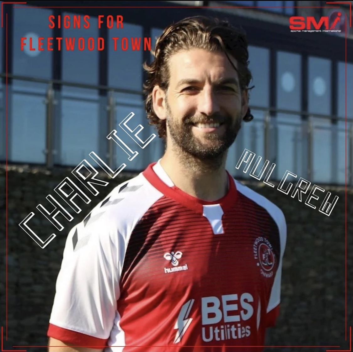 Charlie Mulgrew signs for Fleetwood on loan