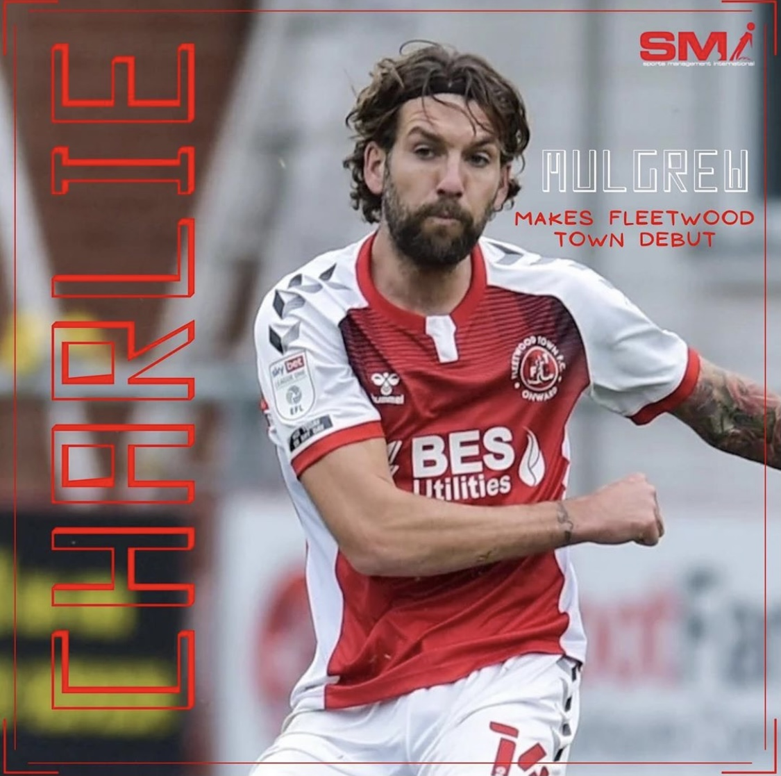 Mulgrew makes Fleetwood debut
