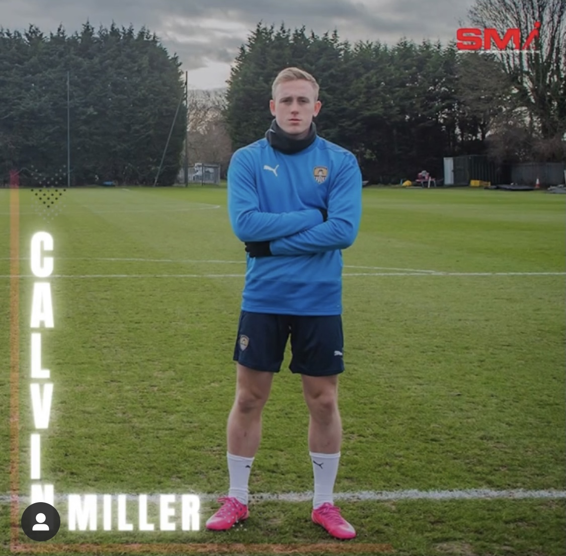 Calvin Miller signs for Notts County on loan