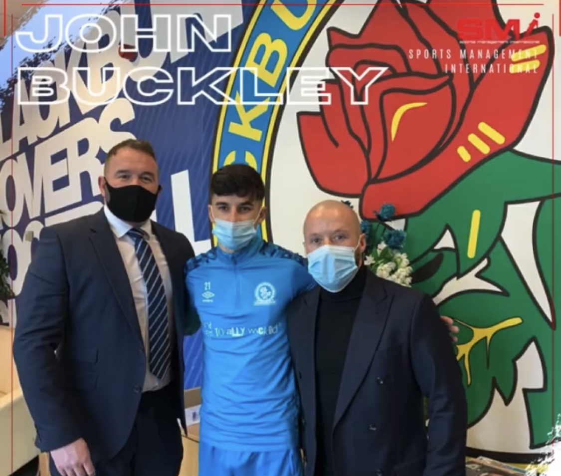 John Buckley signs new Rovers deal