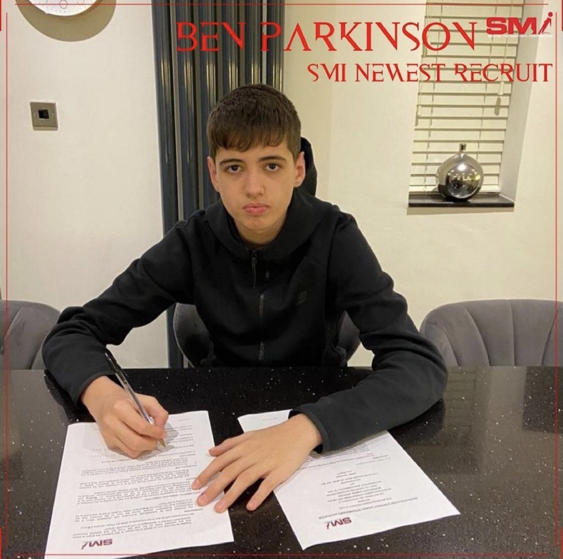 New Recruit Ben Parkinson