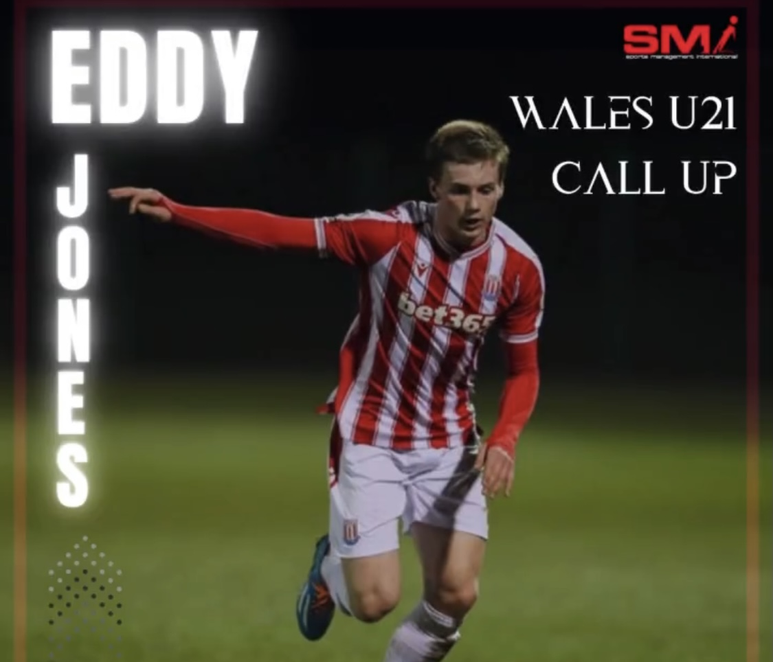Eddy Jones Wales u21 call up
