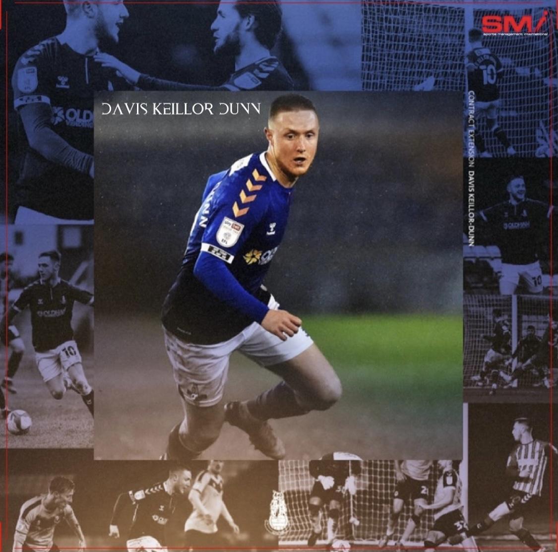 New contract for Davis Keillor Dunn