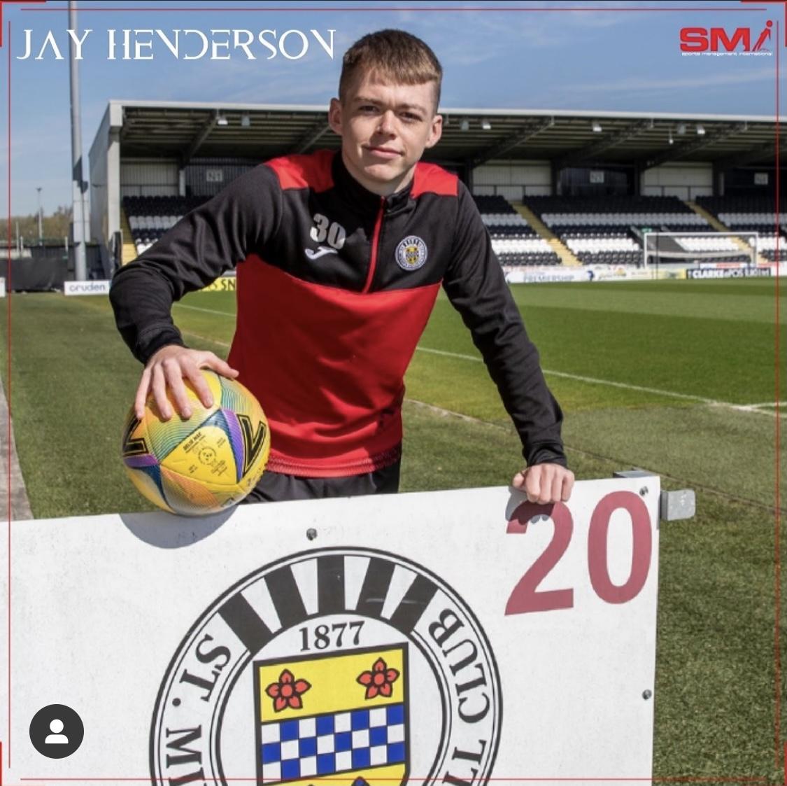 Jay Henderson new deal