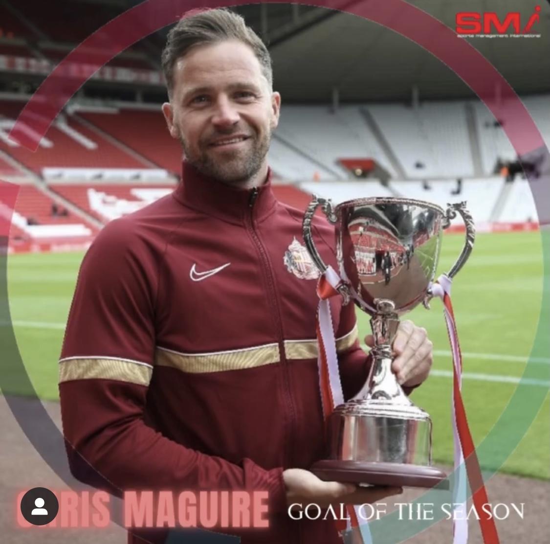 Chris Maguire goal of the season