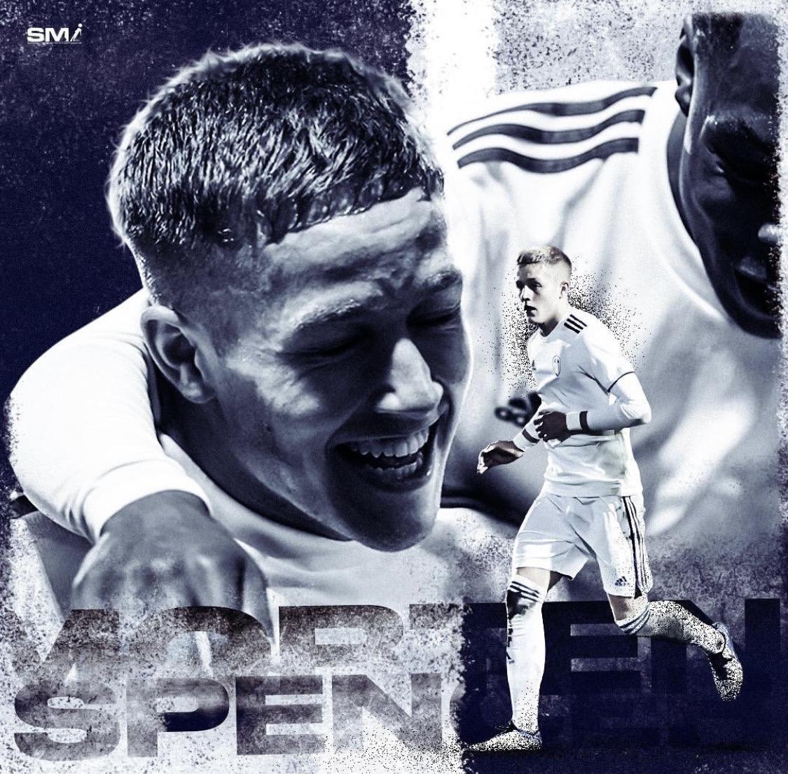 Morten Spencer SMI New Recruit