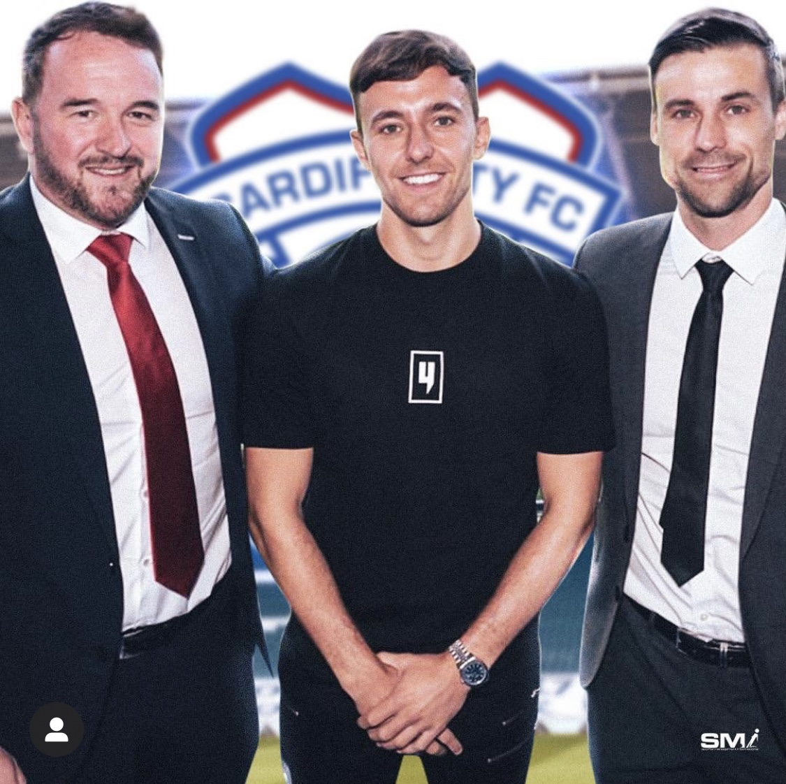 Ryan Wintle joins Cardiff City
