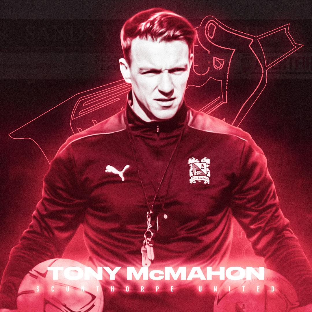 Tony McMahon joins Scunthorpe United