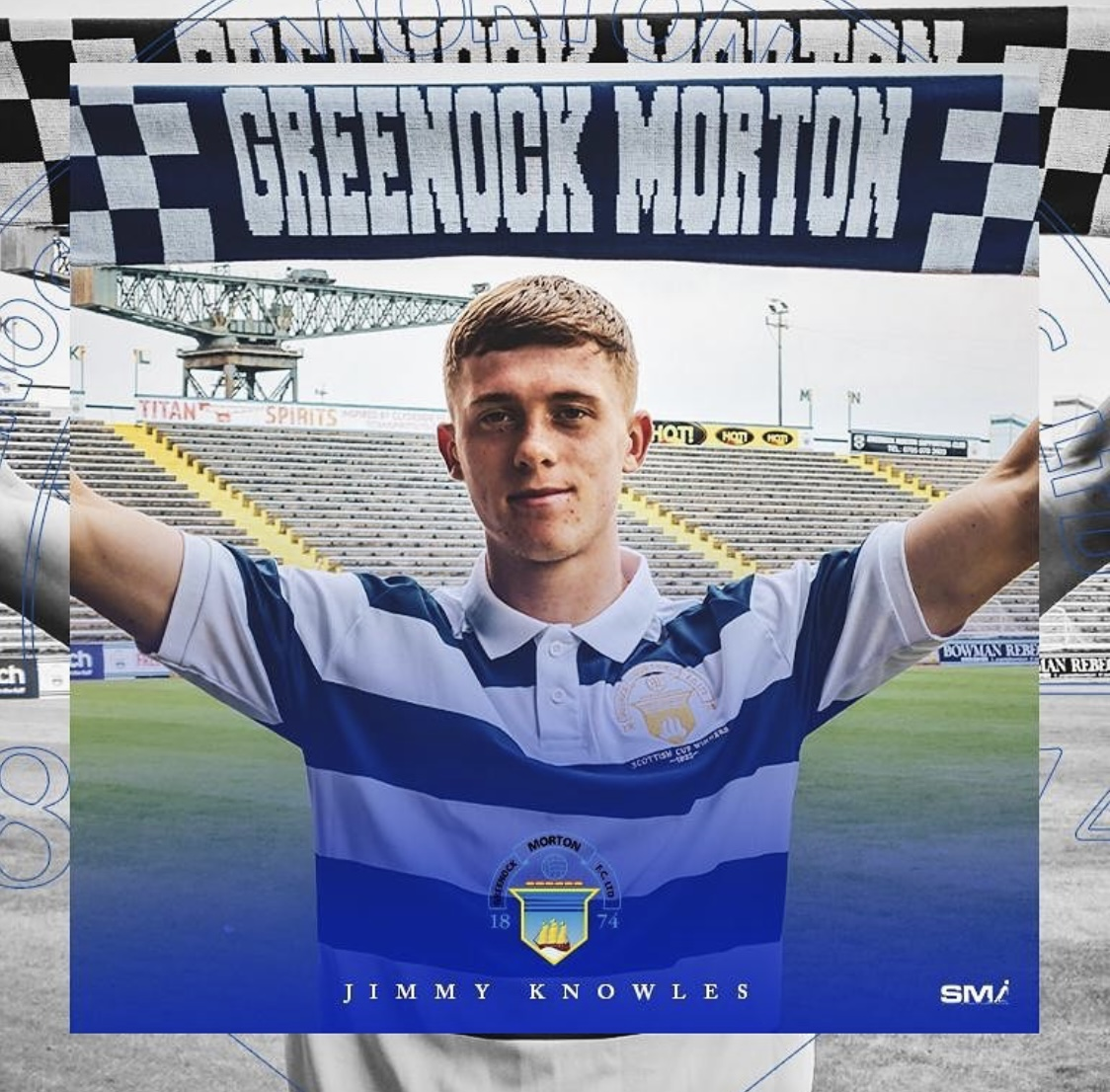 Jimmy Knowles moves on loan up north