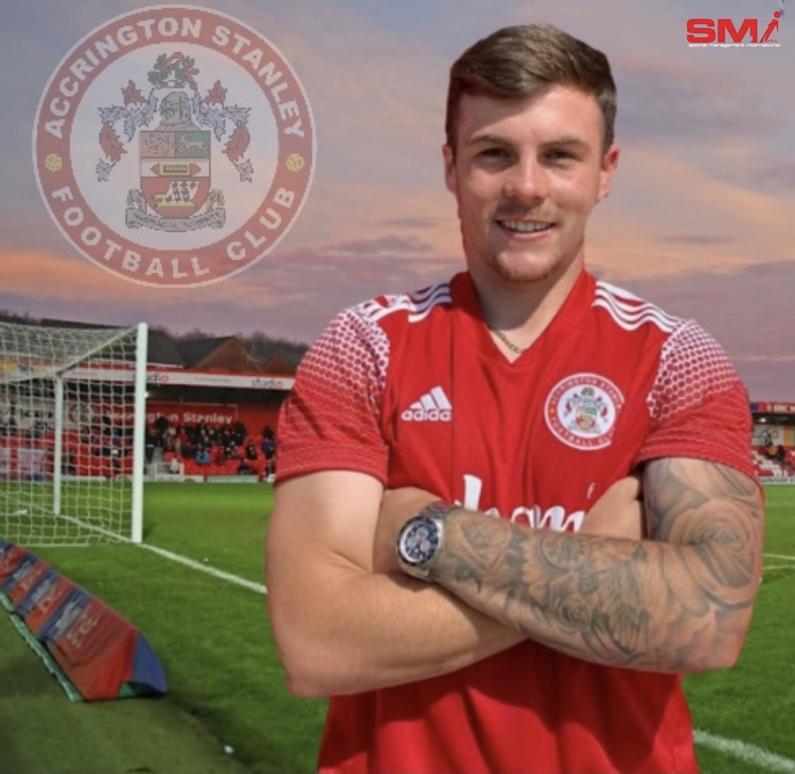 Mitch Clark moves to Accrington