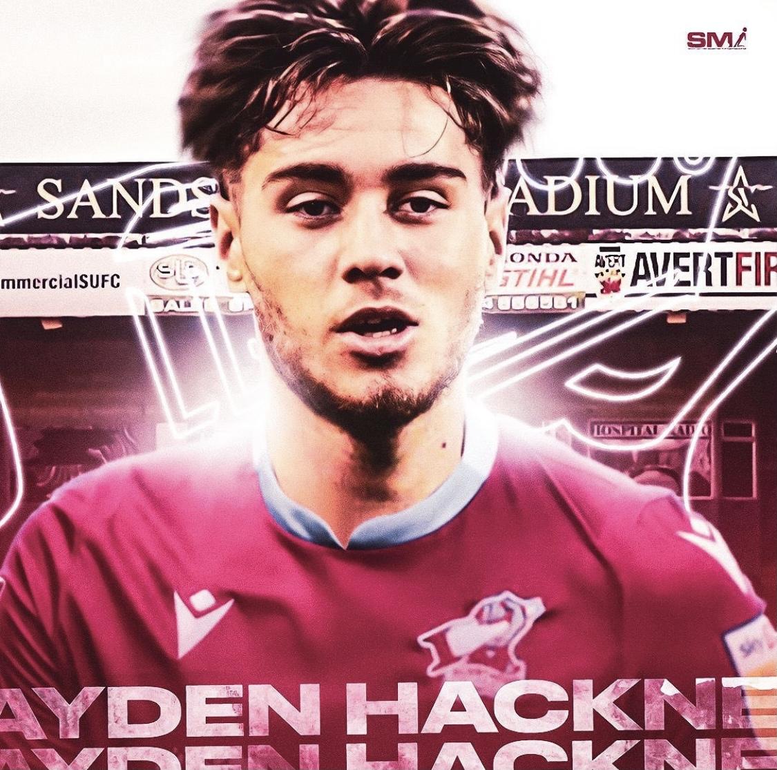 Deadline day loan for Hackney